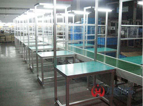 皮带流水线-万鼎国际机械工程(北京)有限公司